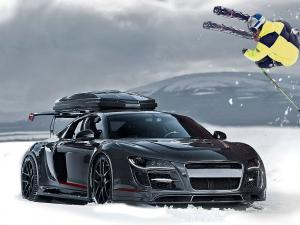 2012 Audi R8 Razor GTR Jon Olsson by PPI Automotive