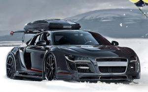 Audi R8 Razor GTR Jon Olsson by PPI Automotive 2012 года