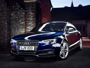 Audi S5 Coupe 2012 года