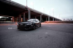 Audi S5 Coupe by D2Forged Wheels (CV2 Deep Concave) 2012 года