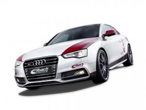 2012 Audi S5 Coupe by Eibach