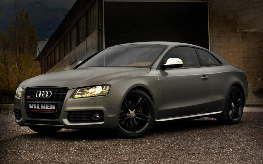 Audi S5 Coupe by Vilner '2012