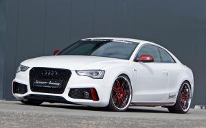 Audi S5 Coupe with RS5 Styling by Senner Tuning 2012 года