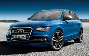 Audi SQ5 TDI Exclusive Concept 2012 года