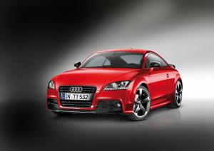 Audi TT 2.0 TFSI S-Line Competition 2012 года
