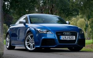 Audi TT RS Plus Coupe 2012 года (UK)