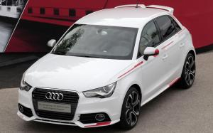 Audi A1 Sportback Competition Kit R18 2013 года