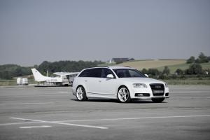 Audi A6 Avant by Rieger 2013 года