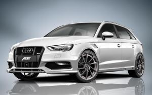 Audi AS3 Sportback by ABT 2013 года