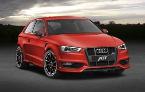 Audi AS3 by ABT 2013 года