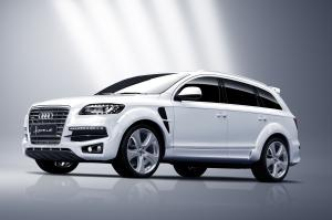 Audi Q7 Strator GT780 Wide Body Kit by Hofele Design 2013 года