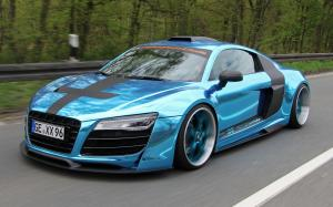 Audi R8 GT-X 650 by XXX-Performance 2013 года