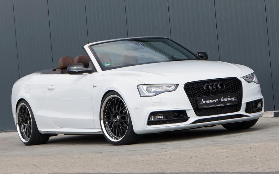 Audi S5 Cabriolet by Senner Tuning '2013