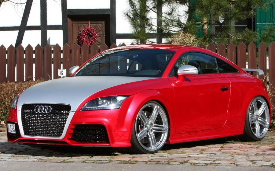 Audi TT RS Coupe by FolienCenter (8J) '2013