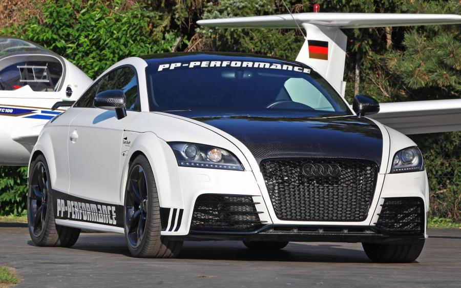 Audi TT RS Coupe by PP-Performance (8J) '2013