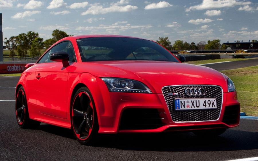 Audi TT RS Plus Coupe (8J) (AU) '2013 - 14