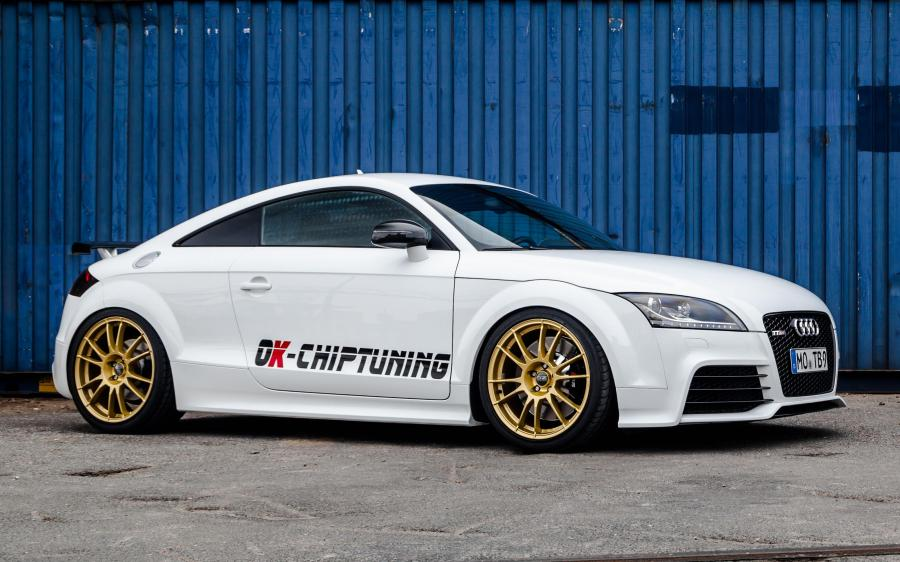 Audi TT RS Plus by OK-Chiptuning '2013