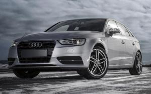 Audi A3 TDI by AEZ 2014 года