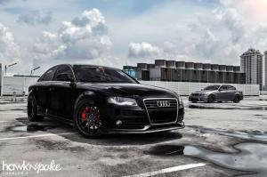 2014 Audi A4 Carbon S Line Body Kit
