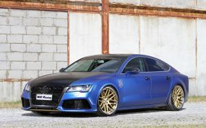 2014 Audi A7 Sportback 3.0 TDI by MR Racing