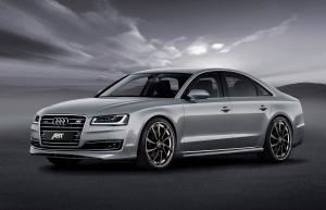 Audi A8 by ABT 2014 года