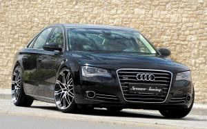 Audi A8 by Senner Tuning 2014 года