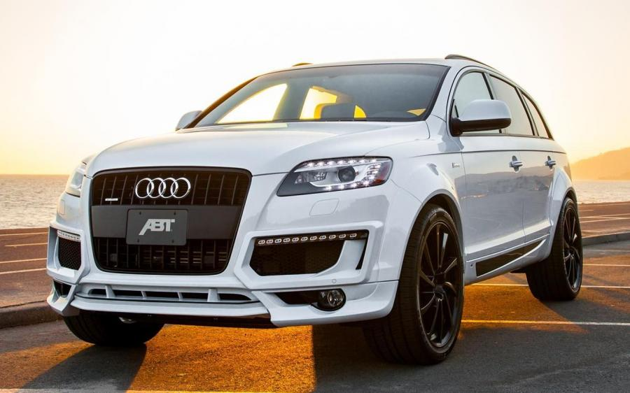 Audi QS7 by ABT '2014