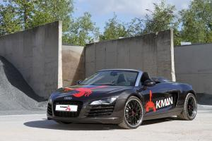Audi R8 Bi-Turbo GTK by K.MAN 2014 года