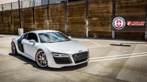 2014 Audi R8 V10 by TAG Motorsports on HRE Wheels