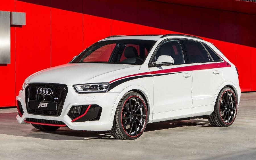 2014 Audi RS Q3 by ABT