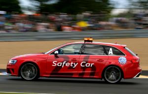 Audi RS4 Avant 24 Hours of Le Mans Safety Car
