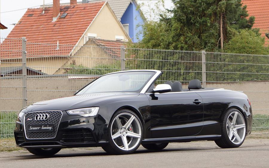 Audi RS5 Cabriolet by Senner Tuning '2014