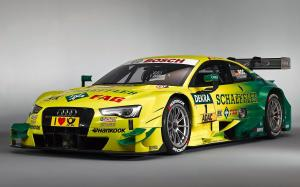 Audi RS5 Coupe DTM 2014 года