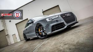 2014 Audi RS5 Coupe by TAG Motorsports on HRE Wheels