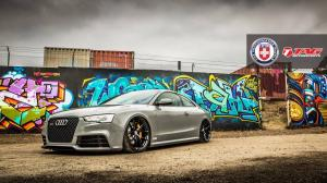 Audi RS5 Coupe by TAG Motorsports on HRE Wheels 2014 года