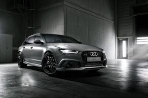 Audi RS6 Avant by Audi Exclusive 2014 года