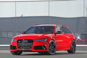 2014 Audi RS6 Avant by HPerformance