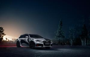 2014 Audi RS6 Avant by Jon Olsson