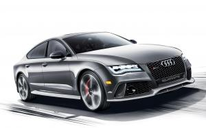 Audi RS7 Sportback Exclusive Dynamic Edition 2014 года