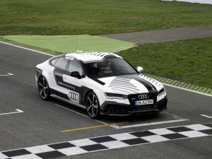 2014 Audi RS7 Sportback Piloted Driving Concept