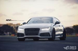 Audi RS7 Sportback on ADV.1 Wheels (ADV05MV2CS) 2014 года