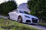 Audi TT RS by Lars K Design 2014 года