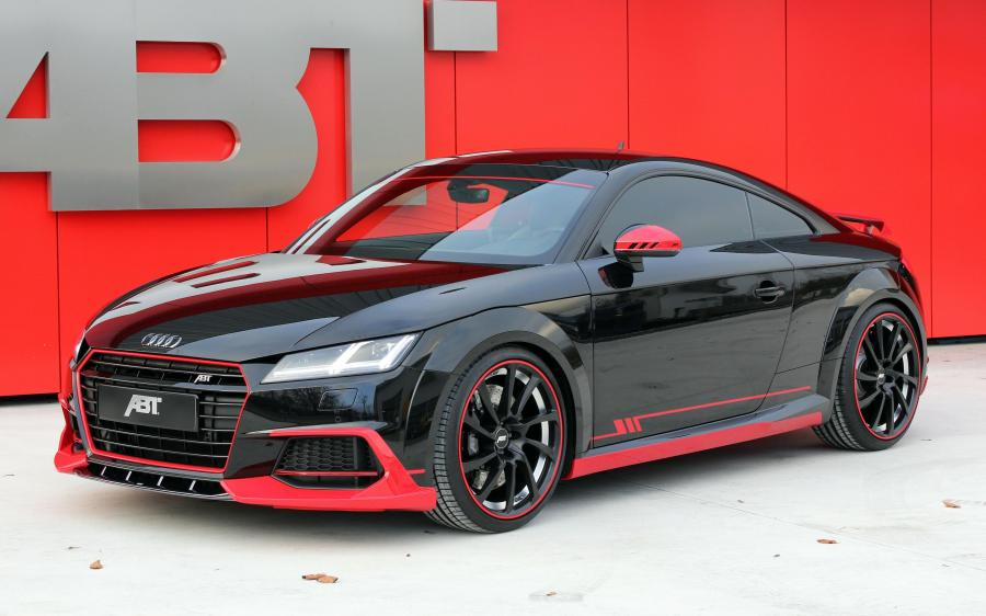 Audi TT Coupe by ABT (8S) '2014