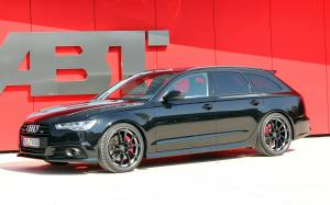 Audi  AS6 Avant by ABT (4G, C7) '2015