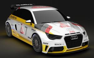 Audi A1 Quattro Nardo Edition Group B by MTM 2015 года
