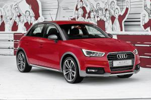Audi A1 Sportback with Audi Genuine Accessories 2015 года