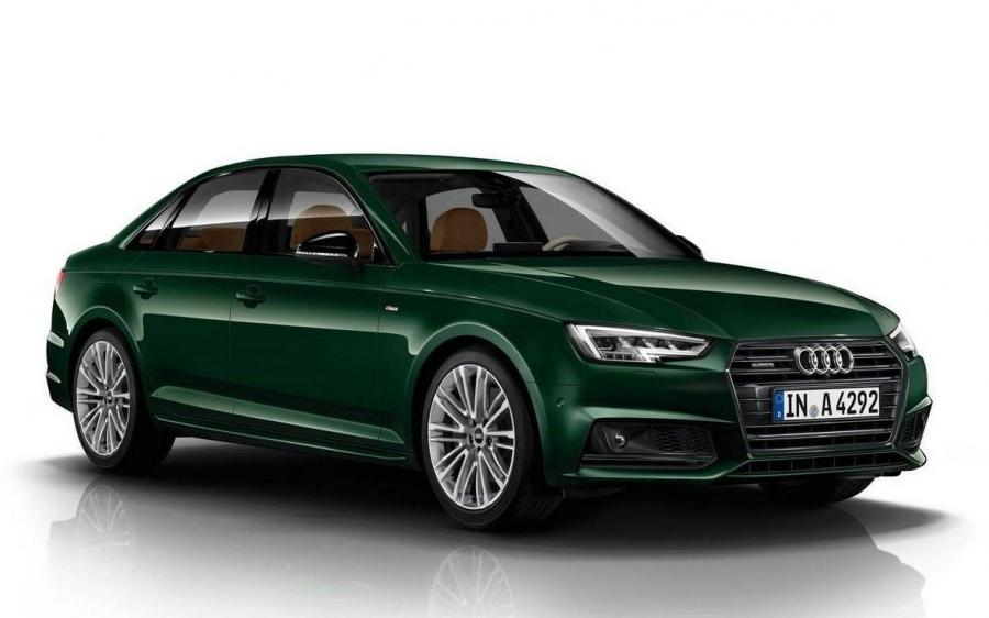 Audi A4 2.0 TFSI Quattro S-Line by Audi Exclusive '2015