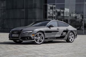 2015 Audi A7 Sportback Piloted Driving Concept
