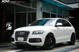 Audi Q5 TFSI Quattro S-Line by ProDrive on ADV.1 Wheels (ADV6MV2) 2015 года