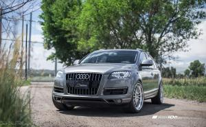 2015 Audi Q7 TDI by 3Zero3 Motorsports on ADV.1 Wheels (ADV15TF)